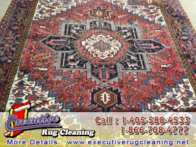 Area Rug Cleaning Edmond